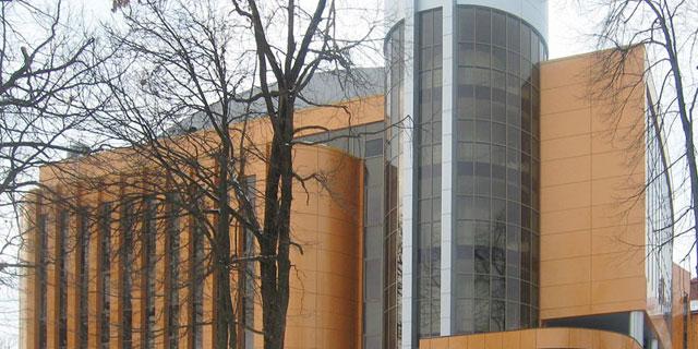 Poslovni objekat Gazovik