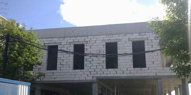 Rekonstrukcija aerodroma Tjumenj
