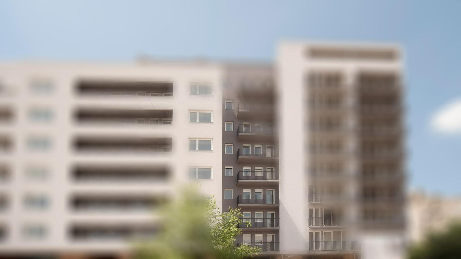 Stambena zgrada - Blok 61